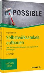 Ingrid Barouti: Selbstwirksamkeit aufbauen, Cover 2. Auflage